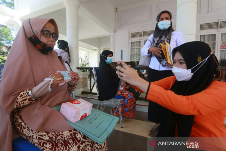 Kantor Pos mulai salurkan Bantuan Sosial Tunai di Gorontalo