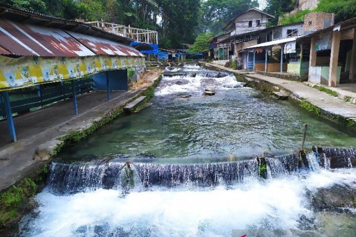 Objek wisata pemandian alam di Simalungun (coba) bertahan di masa pandemi