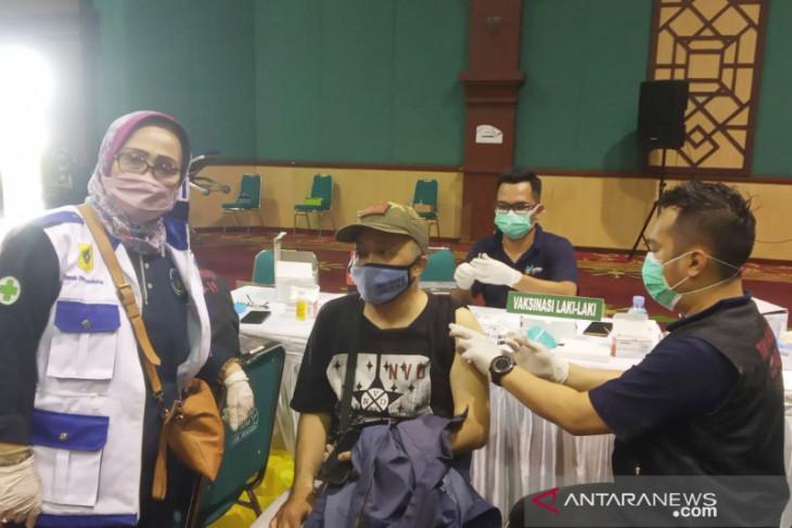 Progres vaksinasi COVID-19 di Kabupaten Bogor baru 8,17 persen