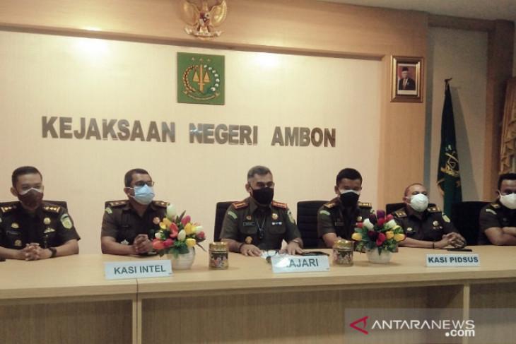 Jaksa belum tetapkan tersangka dugaan korupsi ADD Haruku tegakkan hukum