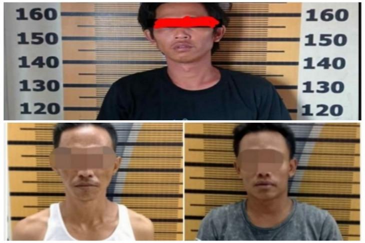 Tiga tersangka pemilik sabu ditangkap Polres Tebing Tinggi