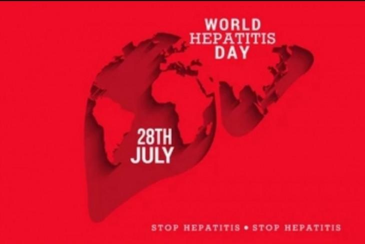 Memperingati Hari Hepatitis Sedunia