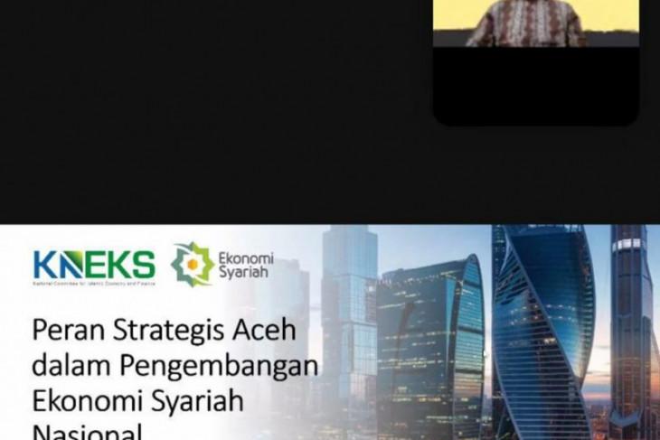 KNEKS inisiasi rakor terkait Qanun LKS Aceh