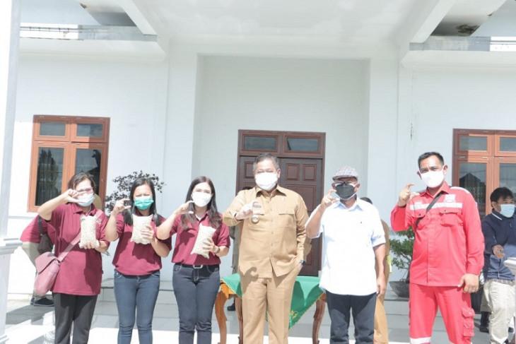 Maspigas Terima Dana CSR Dari PT IME untuk pengembangan Kopi Sidikalang