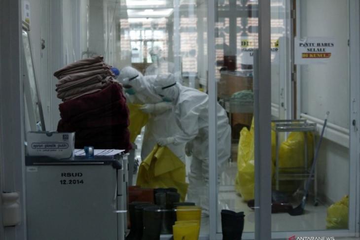 Presiden: Intensifkan dana untuk tangani limbah medis COVID-19