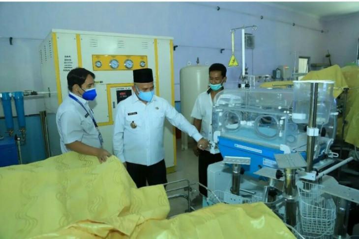 RSUD Amuntai mampu produksi oksigen sendiri tangani pasien COVID-19