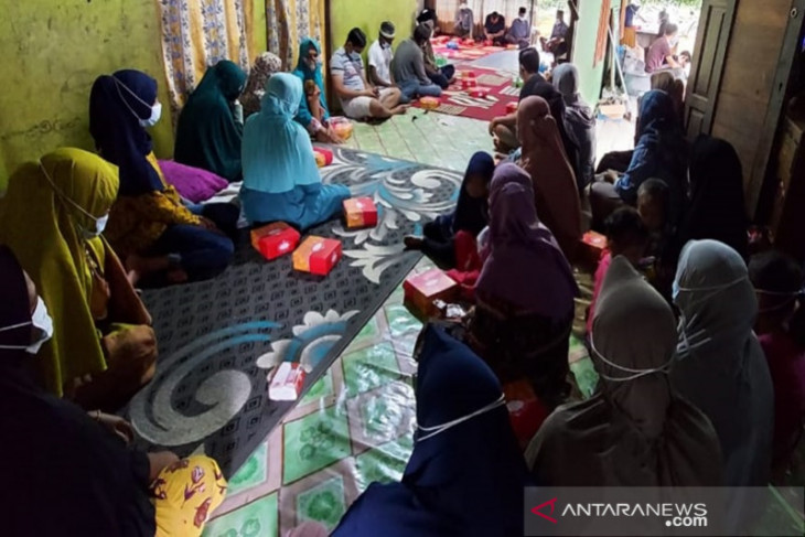 Dewan serap aspirasi masyarakat Sakadoyan Pamukan Selatan