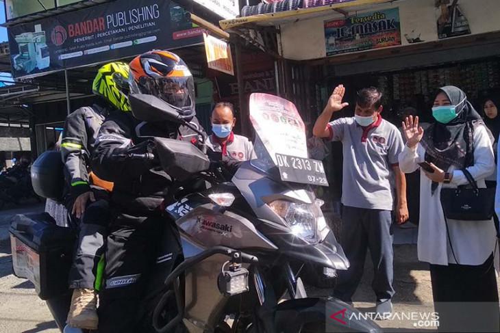 Suami istri asal Aceh tur keliling nusantara kampanyekan Indonesia Harmoni