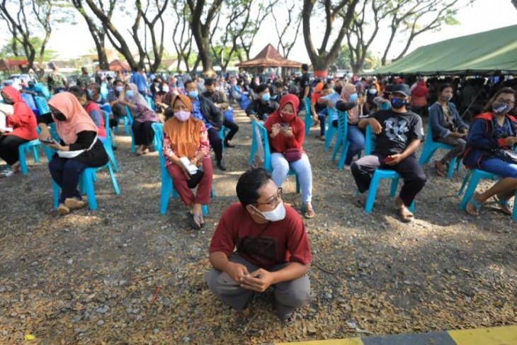 Sasaran vaksinasi di Kota Madiun capai 154.000 orang, terealisasi 48 persen