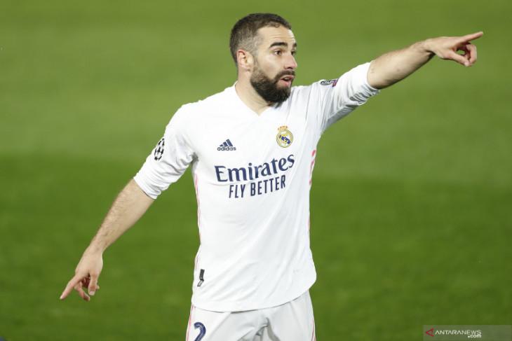 Carvajal perpanjang kontrak di Real Madrid hingga 2025