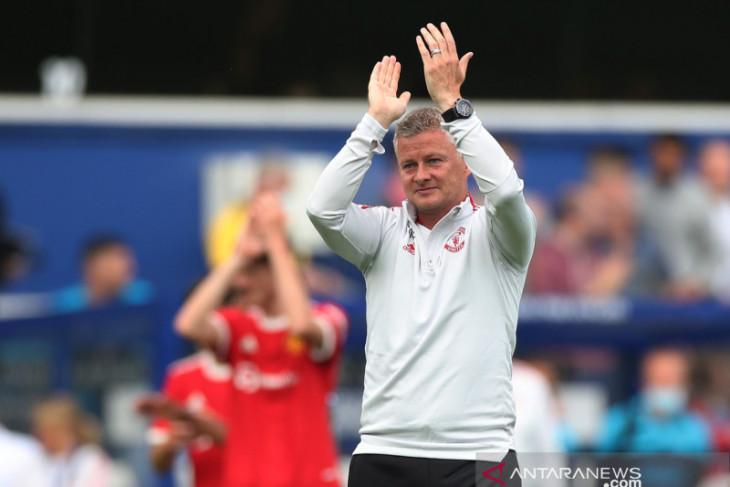 Liga Inggris: Solskjaer puas dengan gerak cepat transfer Manchester United