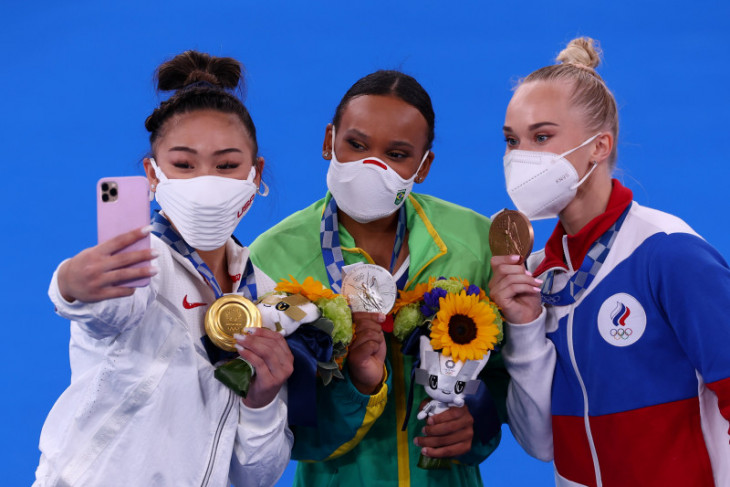 Ringkasan medali Olimpiade Tokyo Kamis 29 Juli