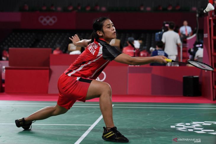 Piala Sudirman: Gregoria gandakan keunggulan Indonesia
