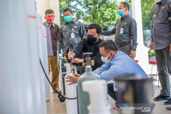 Pemkot Bogor siapkan oksigen gratis untuk warga terpapar COVID-19 isoman