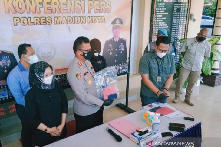 Polres Madiun Kota tangkap seorang pemuda hina profesi wartawan di medsos