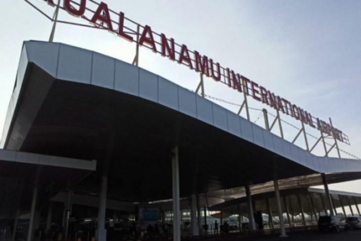 AOC Kualanamu terapkan aturan PPKM sesuai level tujuan