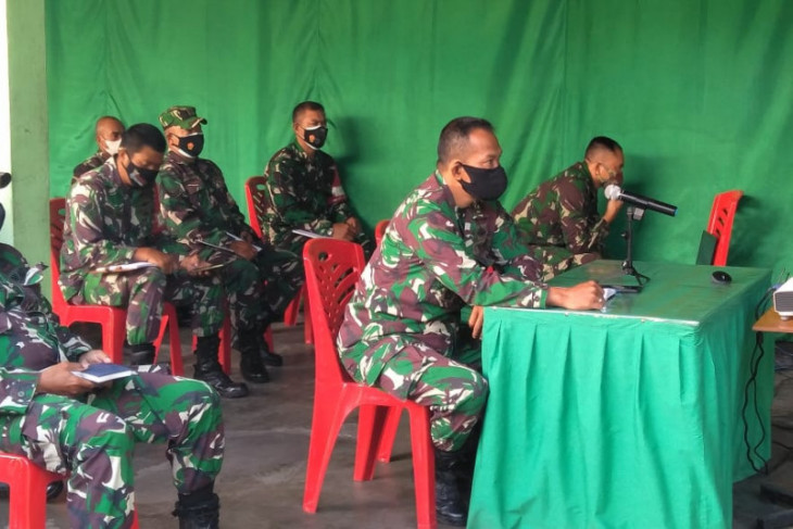Korem Wira Satya siapkan ribuan prajurit bantu lacak COVID-19
