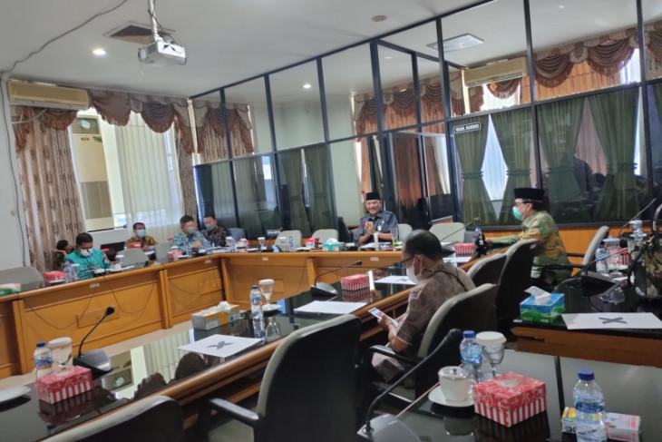 Dewan Kalsel finalkan kua-ppas 2021 dan 2022 Agustus