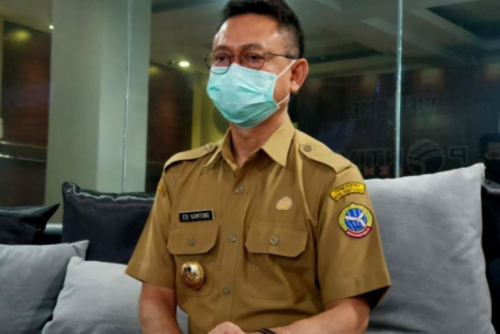 Edi Kamtono izinkan PKL gelar dagangan di ruang publik