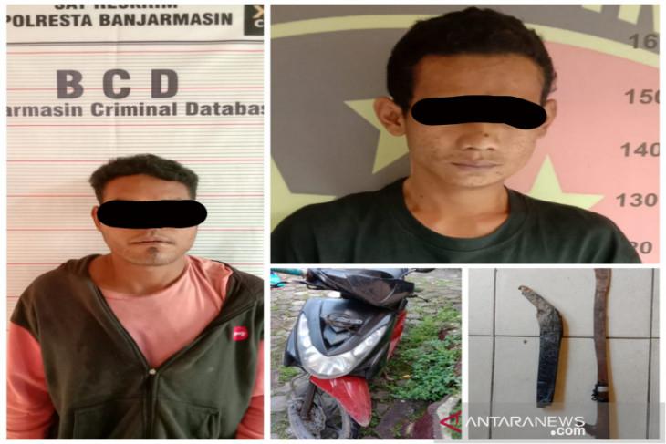 Polsek Banjarmasin Selatan tembak pelaku pembunuhan