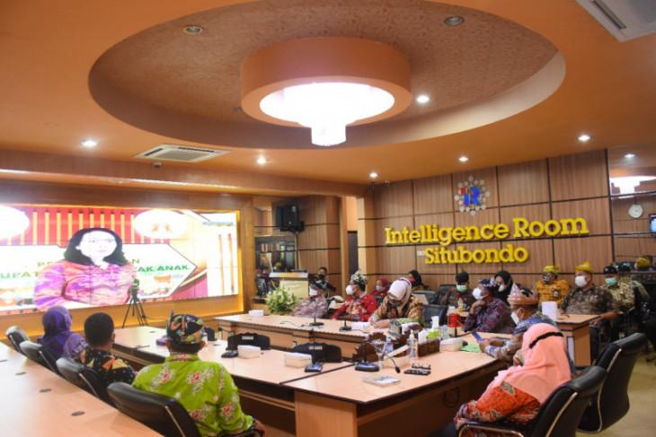 Situbondo raih penghargaan KLA kategori Madya dari Kementerian PPPA