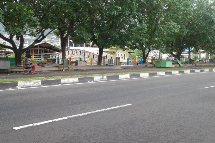 Pemkot Ternate benahi kawasan kumuh di Kampung Makassar Timur begini penjelasannya