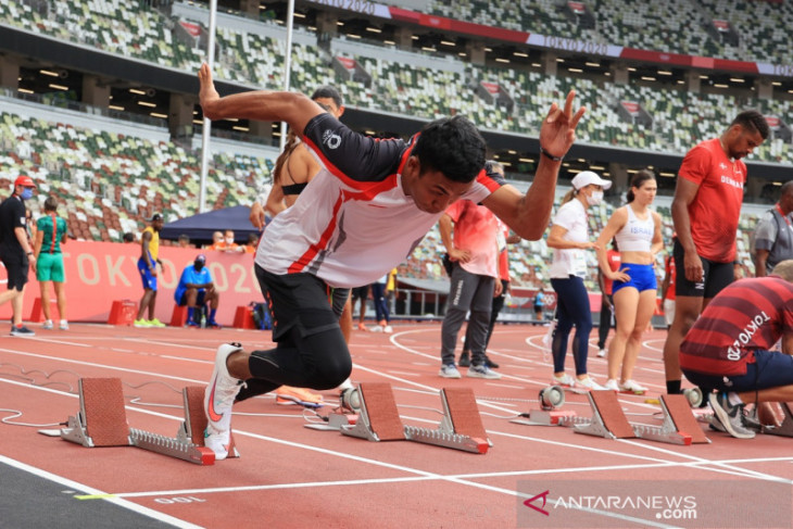 Olimpiade Tokyo, persaingan ketat, Zohri dalam kepungan spinter di bawah 10 detik