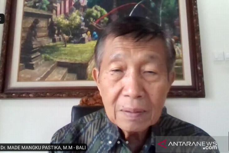 Mangku Pastika minta pembudidaya lele di Bali inovatif dan kreatif