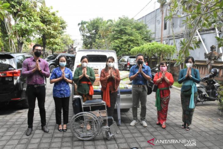 K3S Denpasar terus terima bantuan sembako dan alat kesehatan