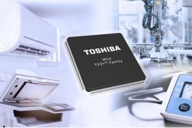 Toshiba releases Arm® Cortex®-M4 microcontrollers for motor control as first products in the TXZ+TM family advanced class
