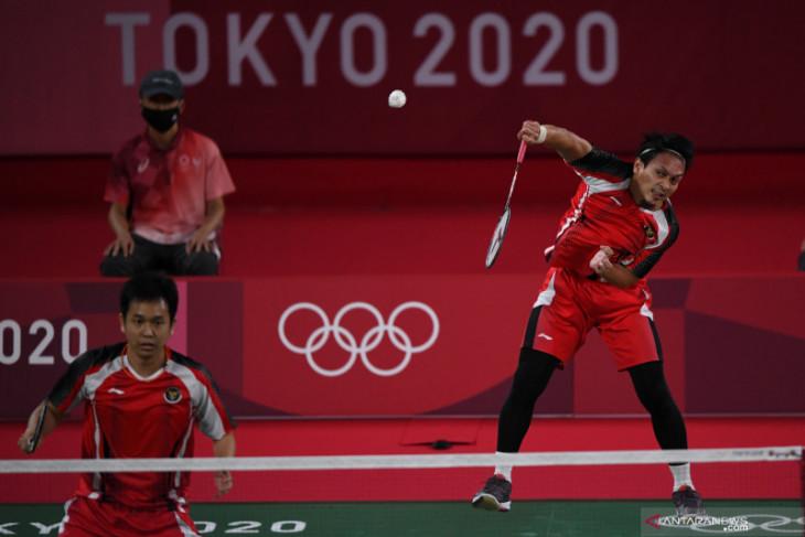 Hendra/Ahsan paparkan kunci kemenangan  atas Kamura/Sonoda