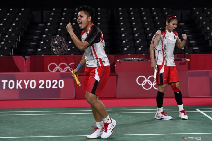 Olimpiade Tokyo, Menteri Sandiaga Greysia-Apriyani diundang ke destinasi wisata super prioritas