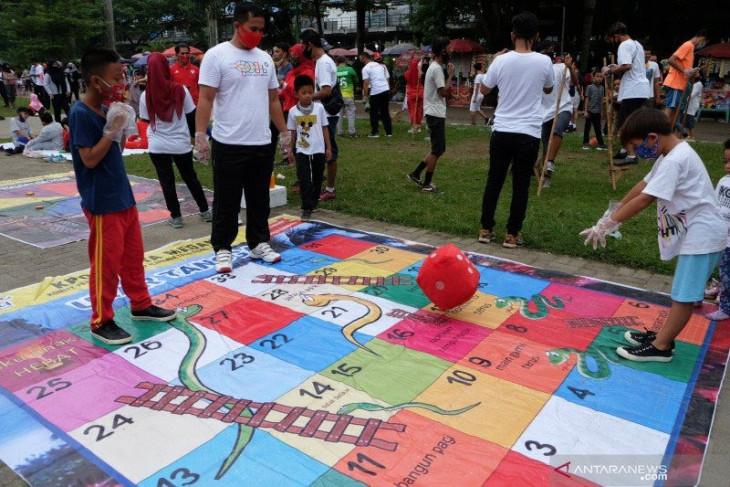 Pemkot Medan tetapkan Lapangan  Merdeka sebagai ruang terbuka hijau