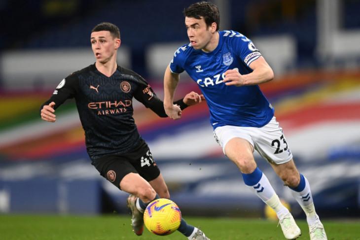 Liga Inggris: Kapten Everton Coleman perpanjang kontrak hingga 2023