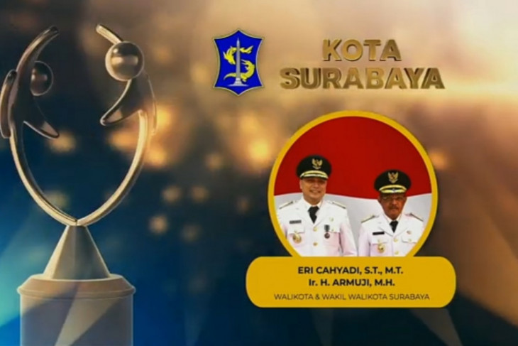 Surabaya terima predikat Kota Layak Anak kategori utama