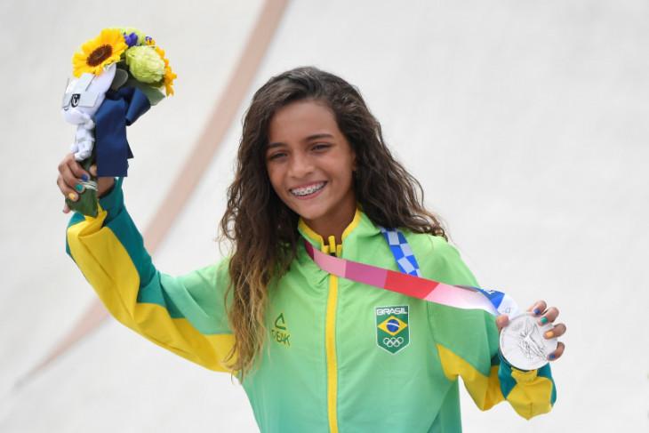 Skater cilik Brazil dapat