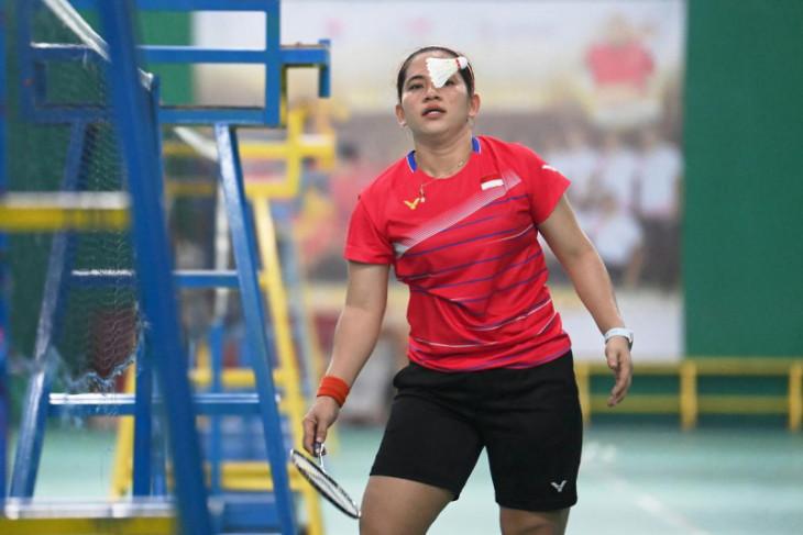 Peluang emas, Leani tembus final tunggal putri bulutangkis SL4 Paralimpiade