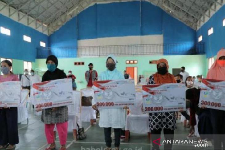 Erzaldi : Bantuan pemerintah hal penting untuk menjaga taraf hidup masyarakat di tengah pandemi