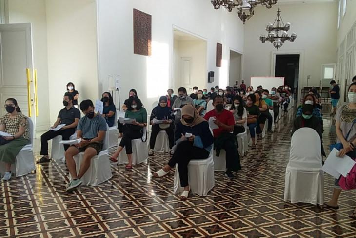 Satgas COVID-19 Kab Tangerang sebut e-KTP syarat wajib vaksinasi