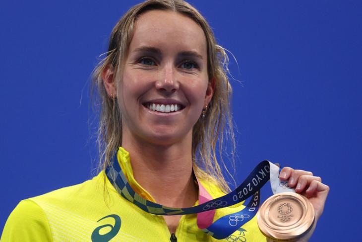 Olimpiade Tokyo - Emma McKeon siap tambah koleksi emas Australia