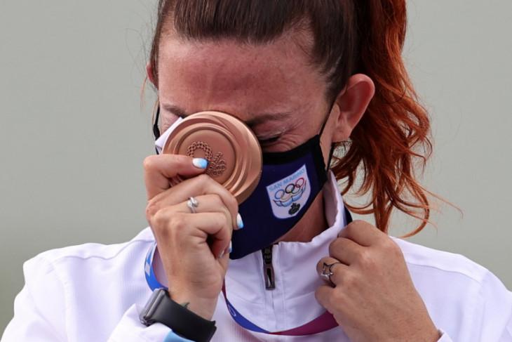 Olimpiade Tokyo: Kejutan, San Marino jadi negara paling kecil raih medali