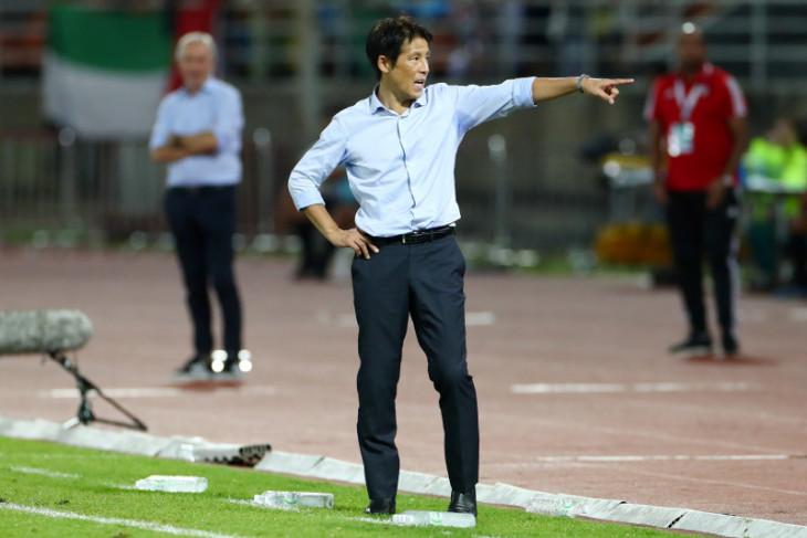 Thailand pecat pelatih timnas sepak bola