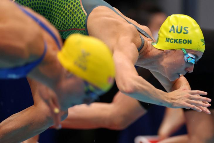 Emma McKeon cetak sejarah saat Australia juara 4x100m estafer gaya ganti