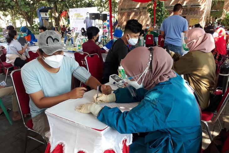 Dinkes Kota Kediri ungkap stok vaksin hanya untuk dosis kedua