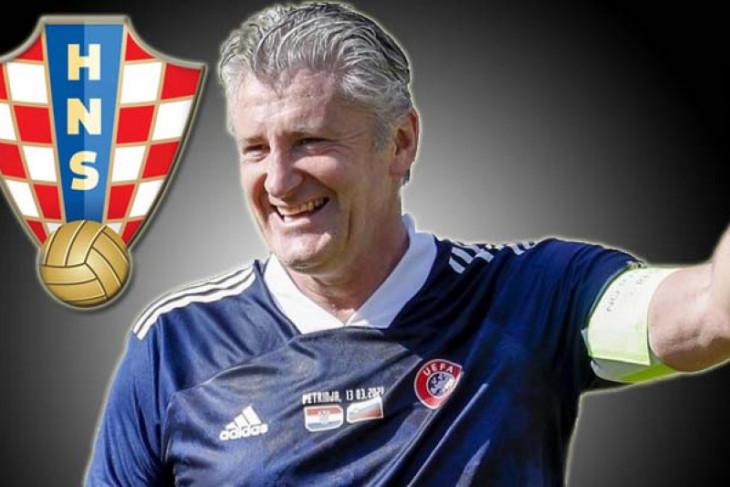Davor Suker dipecat dari kursi ketua Federasi Sepak Bola Kroasia