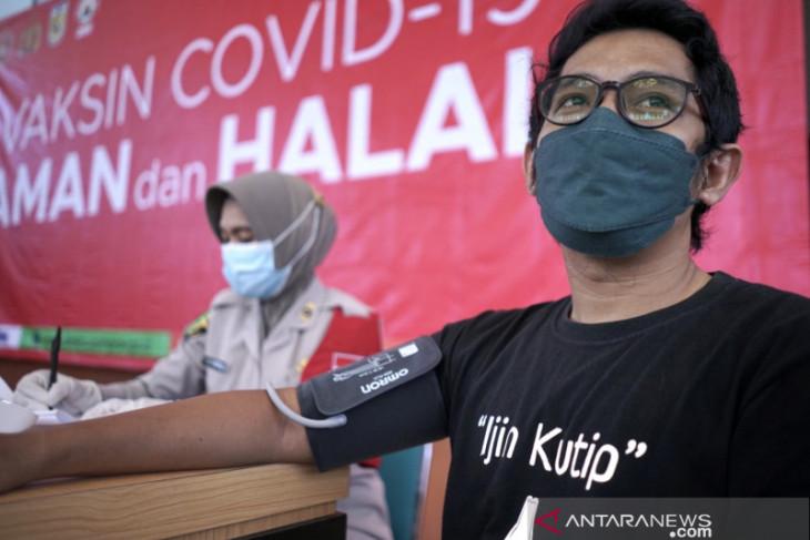 Aceh dapat penambahan 38.800 dosis vaksin Sinovac