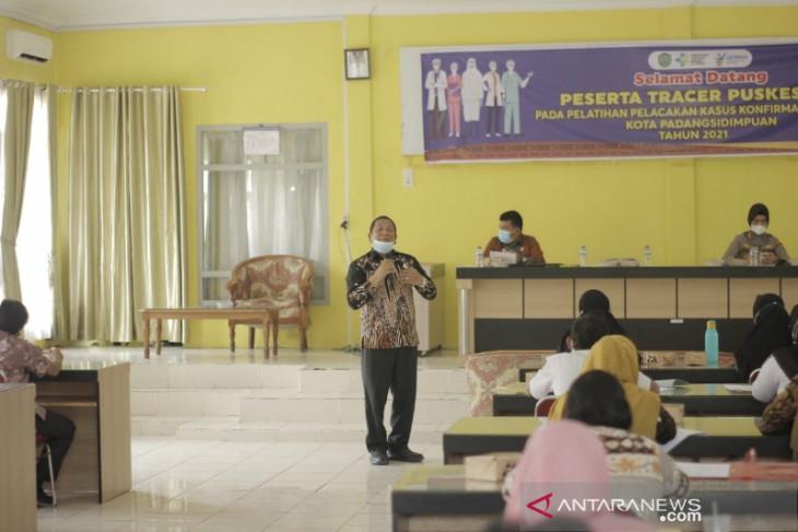 Wali kota minta Nakes serius melacak kasus konfirmasi COVID-19 di Padangsidimpuan