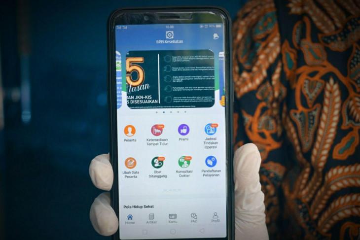 Masyarakat Sidoarjo tak perlu ragu periksakan kesehatan melalui Mobile JKN
