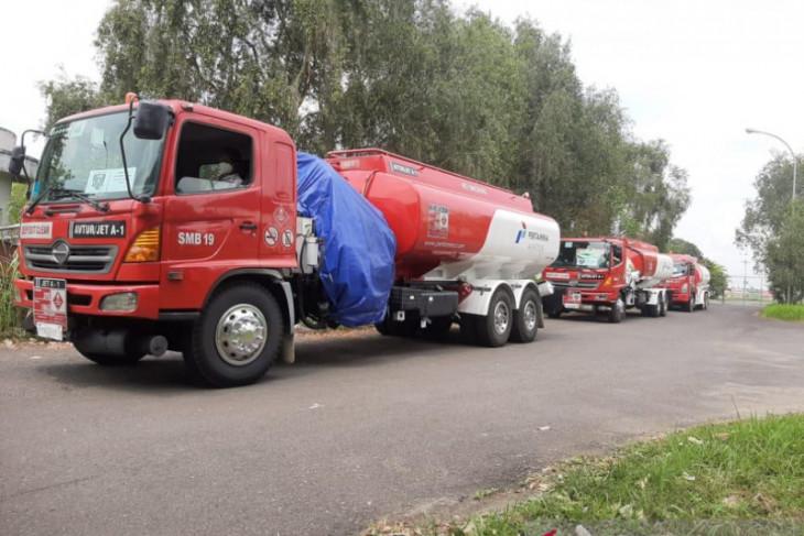 Pertamina siapkan 453,4 KL avtur untuk latihan bersama TNI AD-US Army
