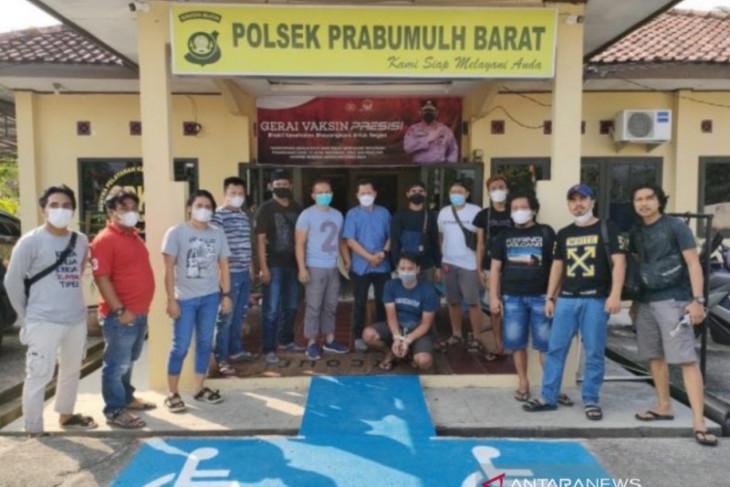 Kurang dari 24 jam, polisi Jambi tangkap pembunuh Plt Kepala BPBD Merangin